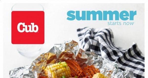 Cub Foods current Flyer online