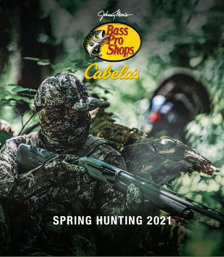 Cabela's Spring Hunting 2021 Catalog
