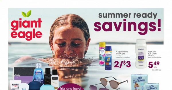 Giant Eagle Ad from june 24 to 30 2021
