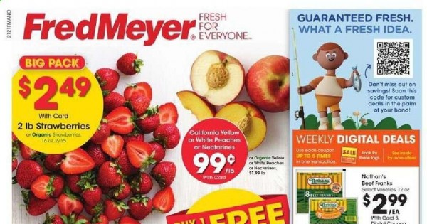 Fred Meyer Ad from june 23 to 29 2021