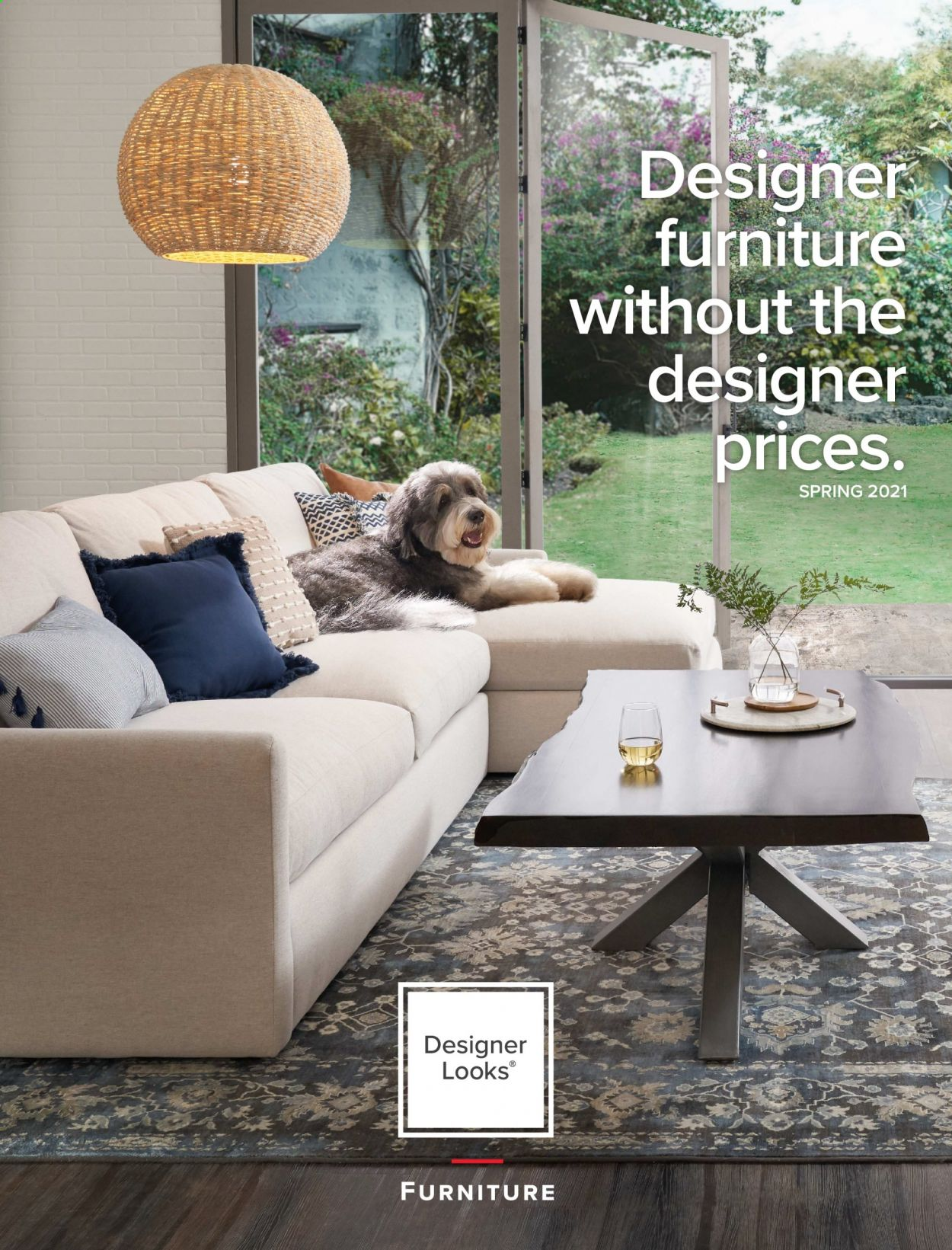 American Signature Furniture Spring 2021 Designer Looks