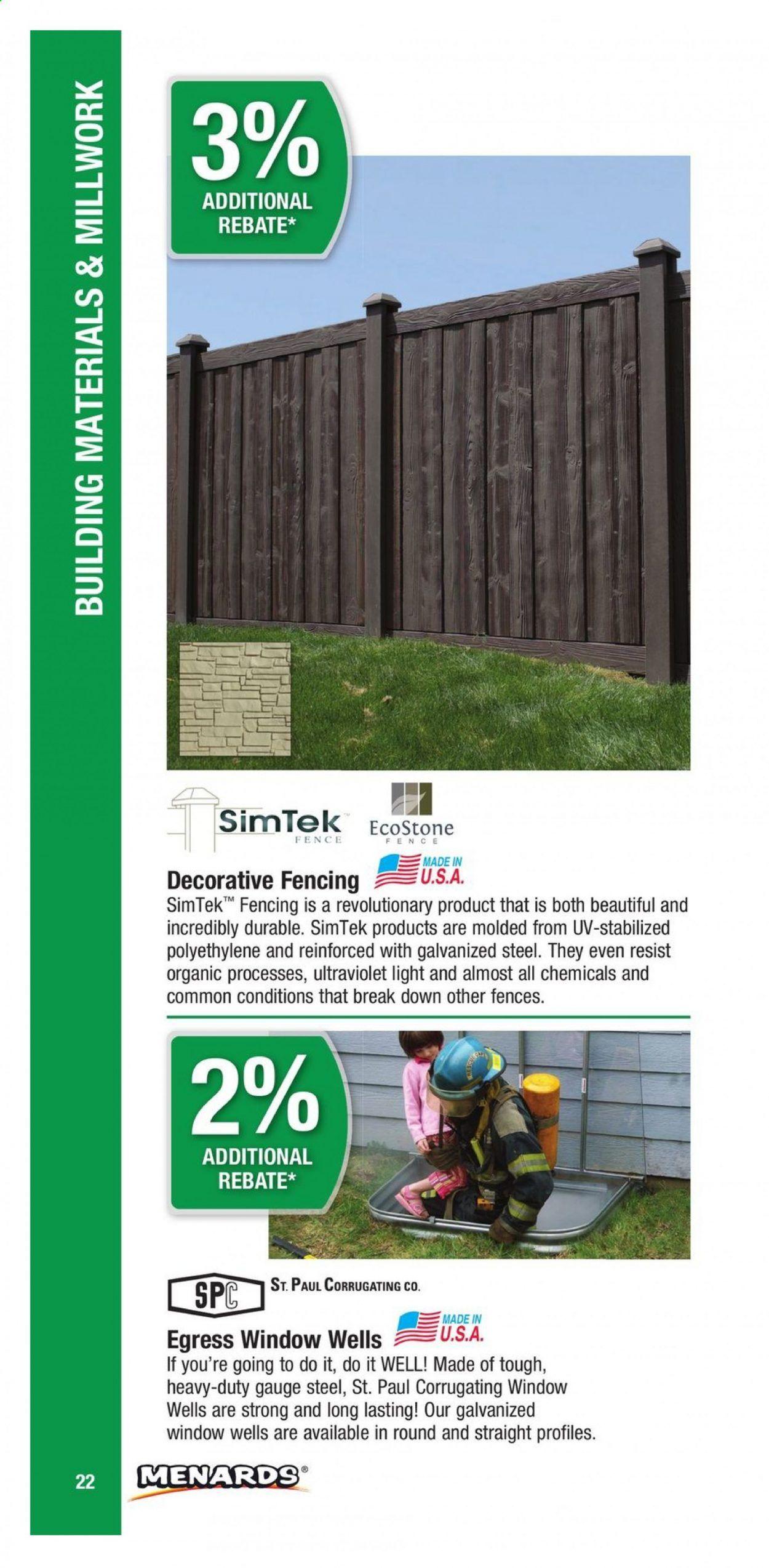 Menards Contractor Rebate Program 2021 - Page 22