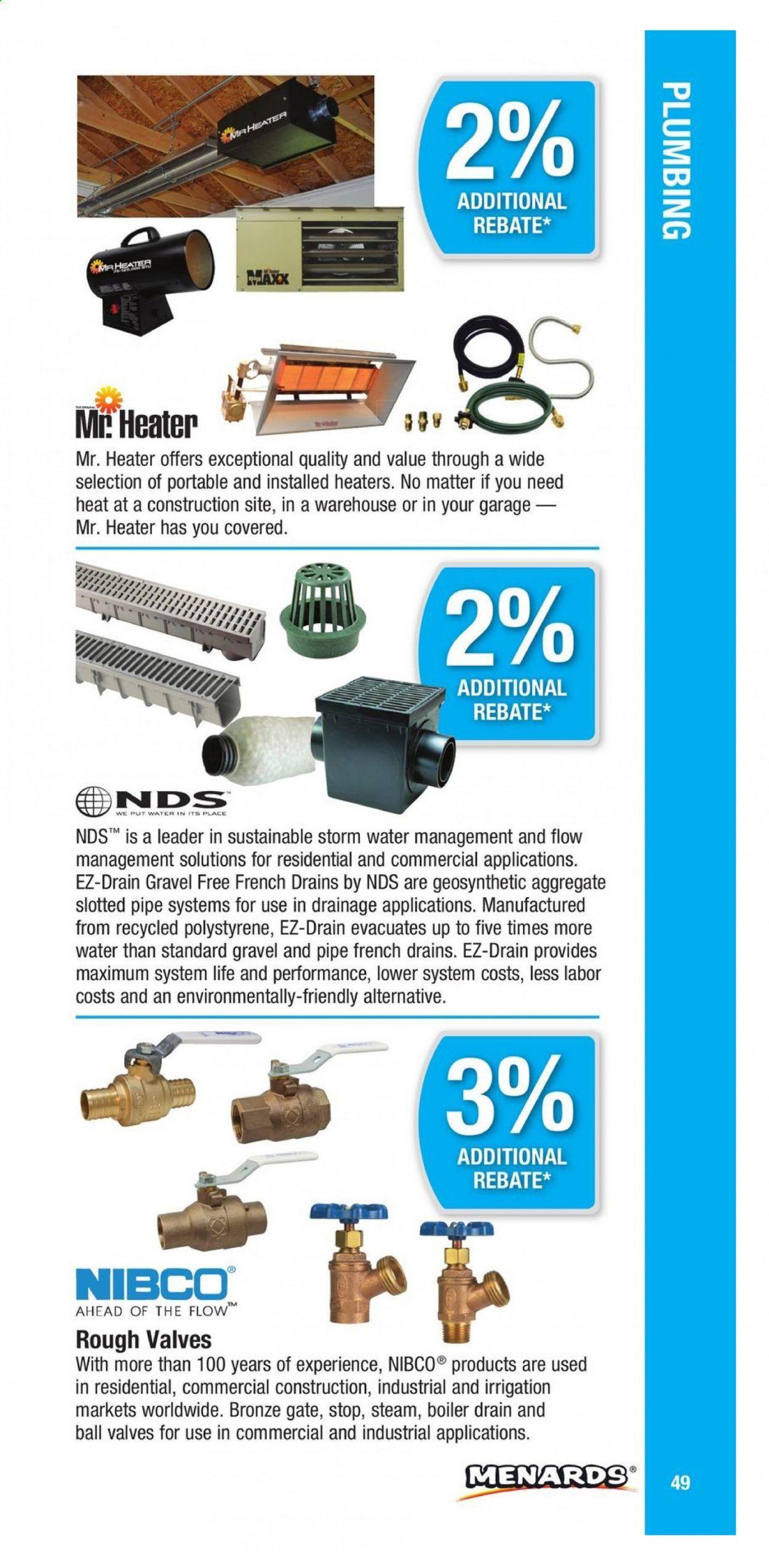 Menards Contractor Rebate Program 2021 - Page 49