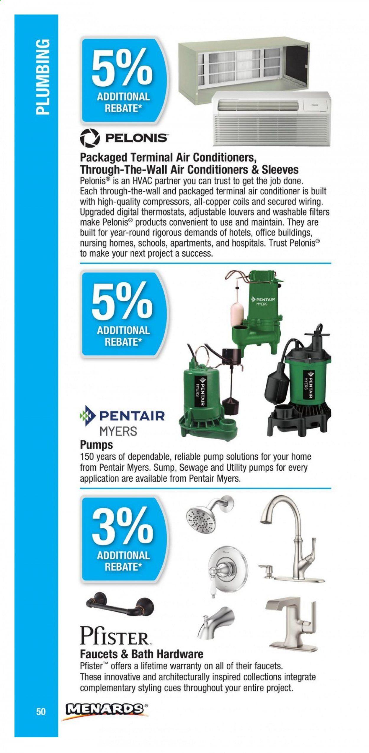Menards Contractor Rebate Program 2021 - Page 50