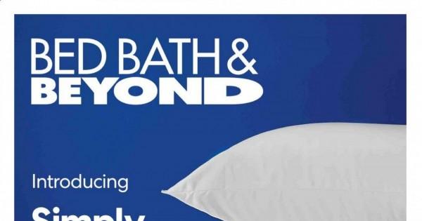 Bed Bath & Beyond current Flyer online