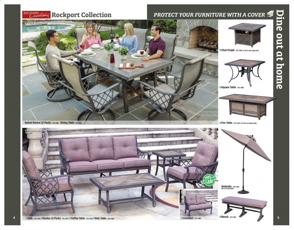 Menards Outdoor Living Catalog 2021 - Page 3