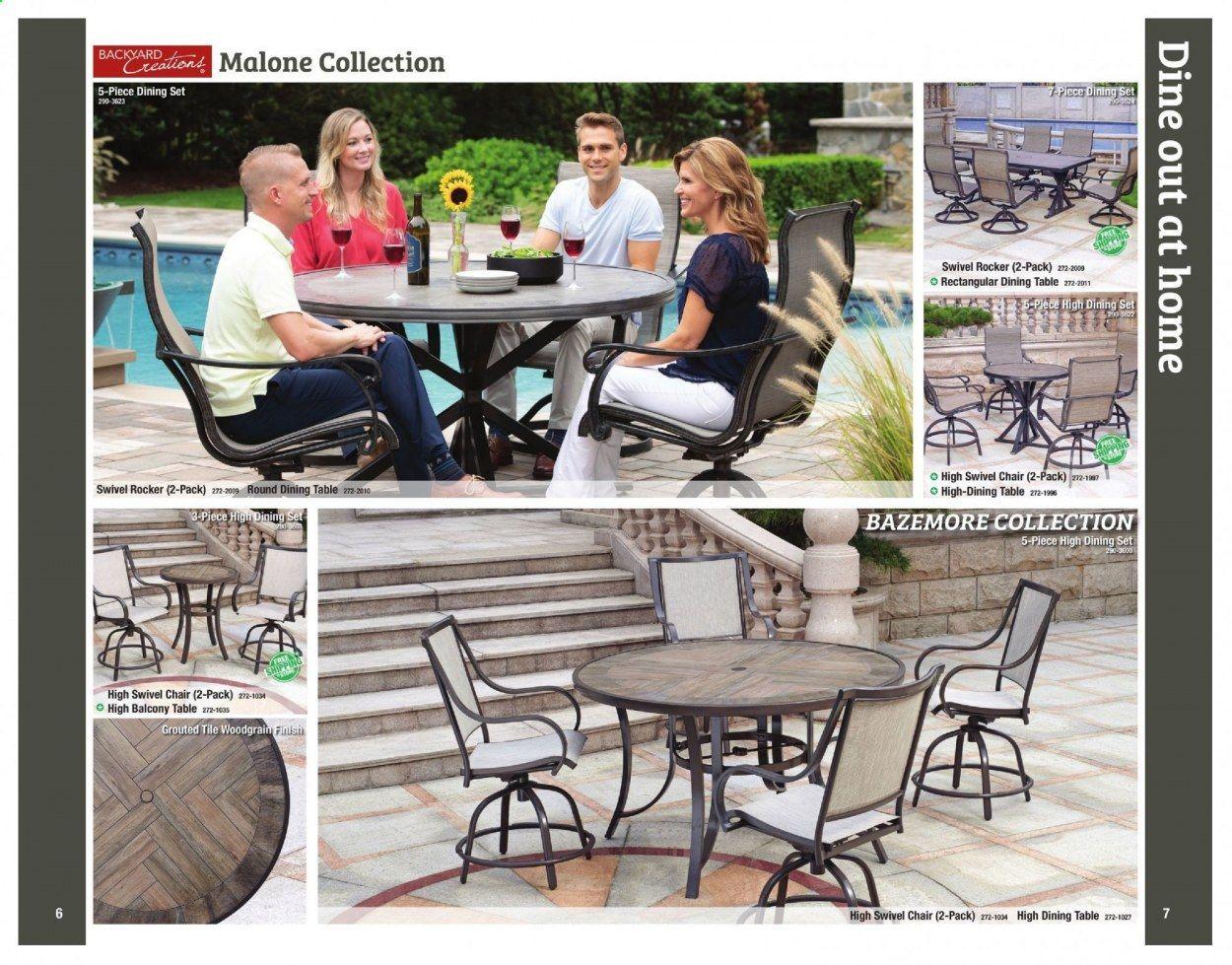 Menards Outdoor Living Catalog 2021 - Page 4