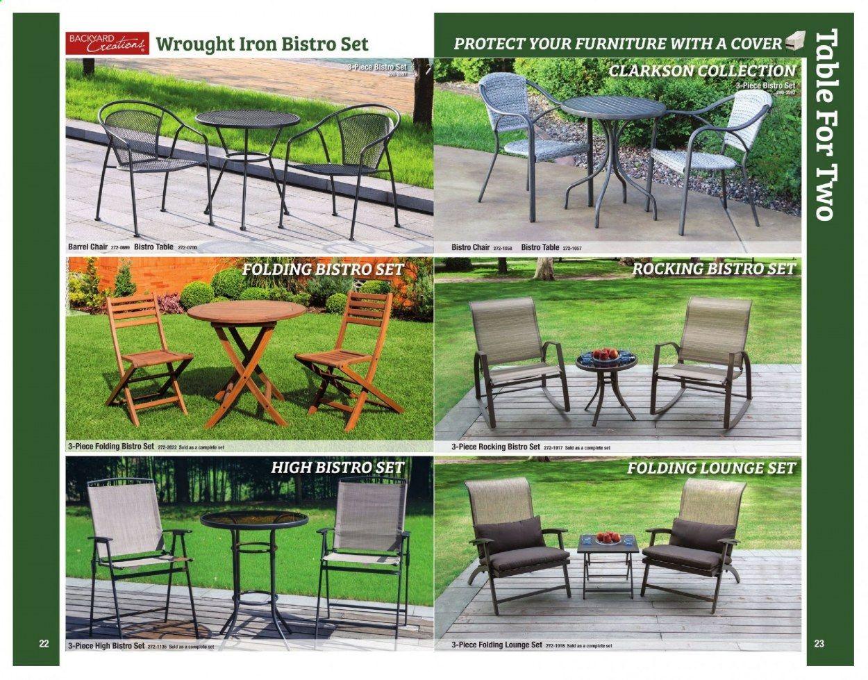 Menards Outdoor Living Catalog 2021 - Page 12