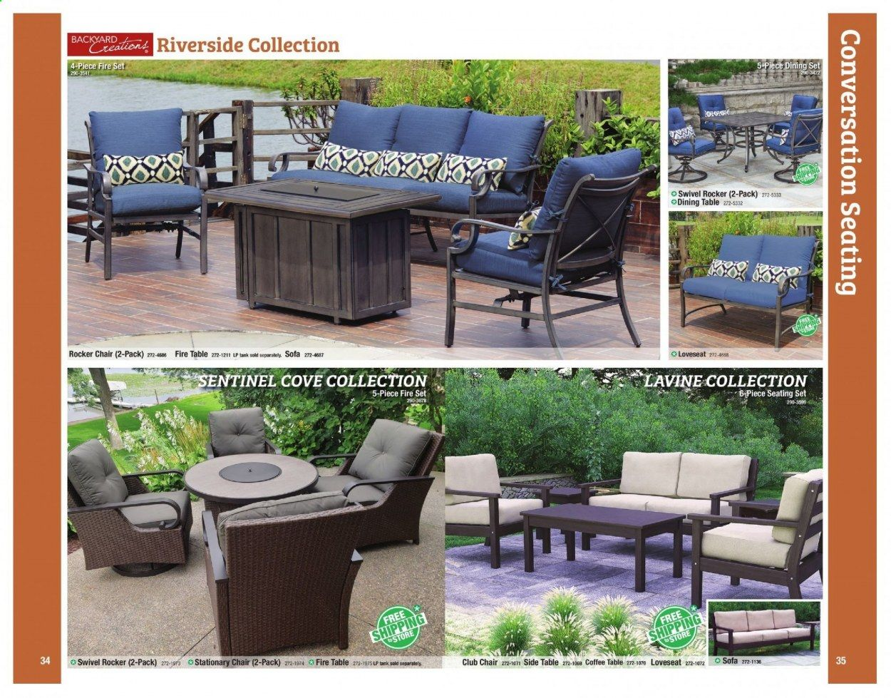 Menards Outdoor Living Catalog 2021 - Page 18