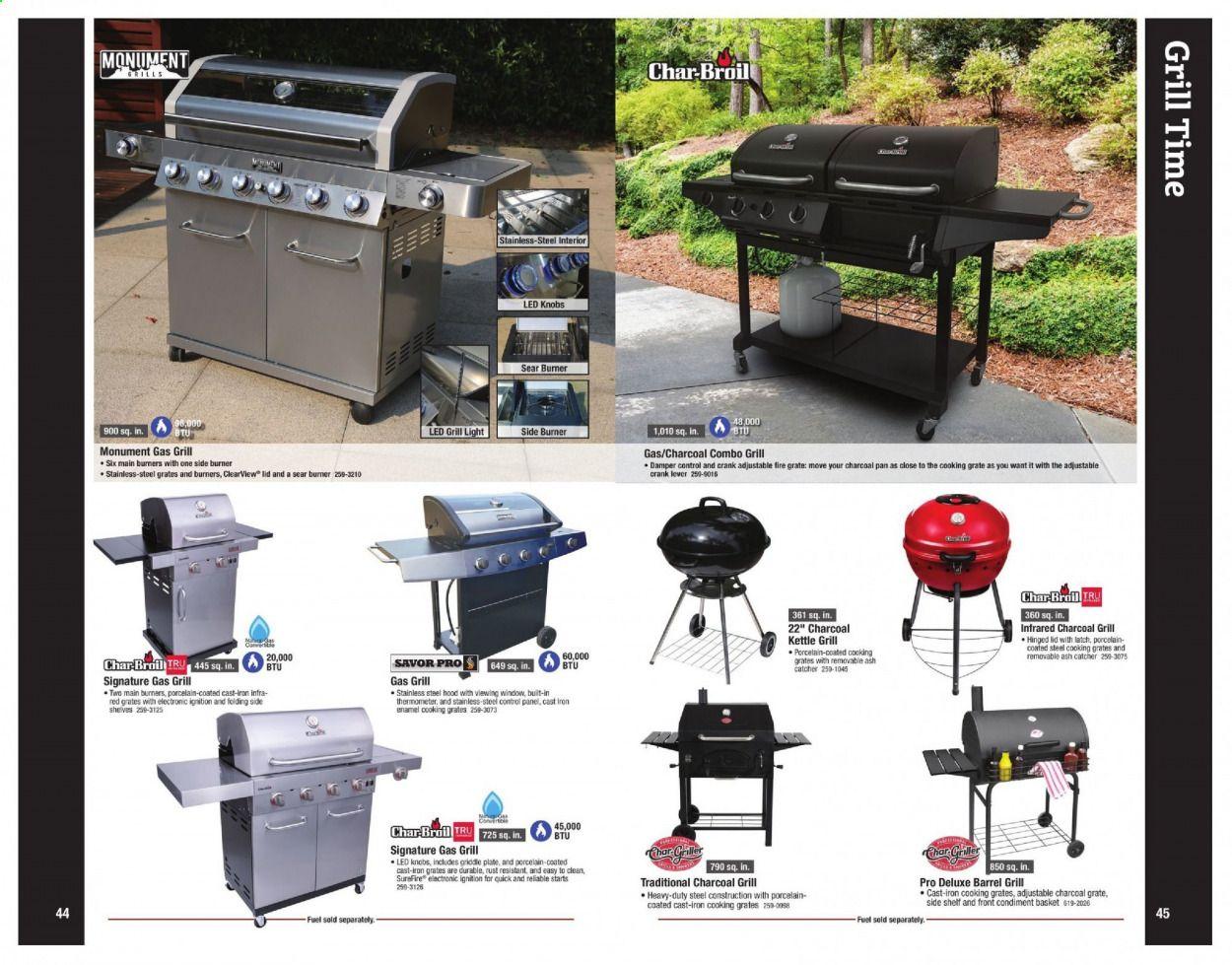 Menards Outdoor Living Catalog 2021 - Page 23