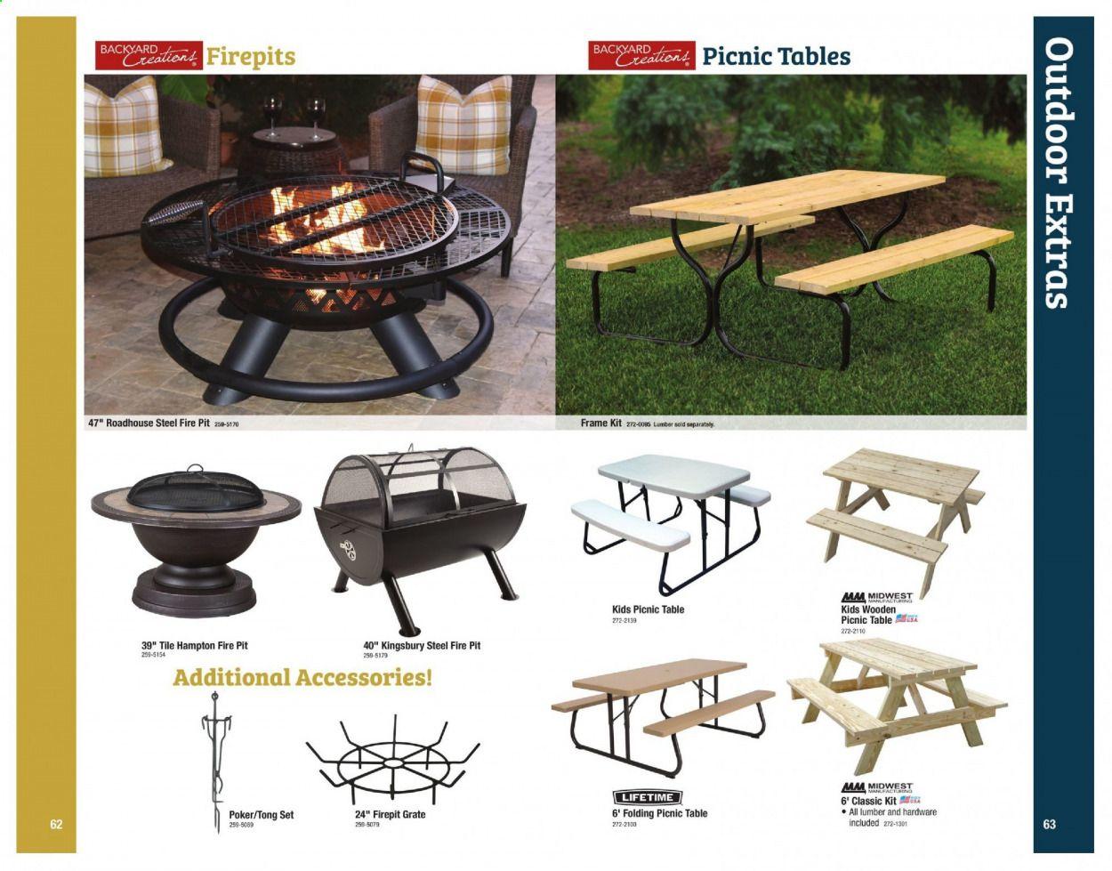 Menards Outdoor Living Catalog 2021 - Page 32