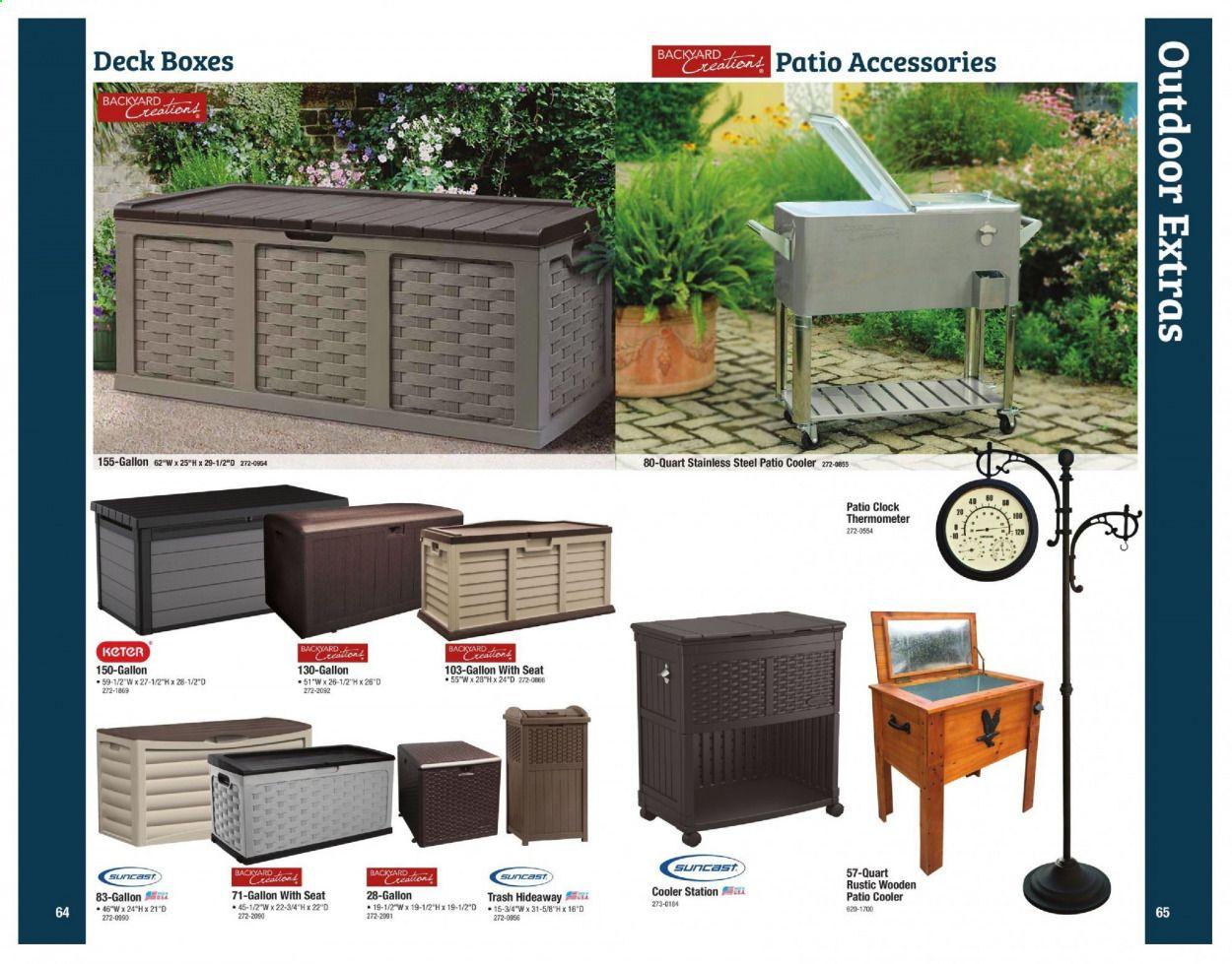 Menards Outdoor Living Catalog 2021 - Page 33