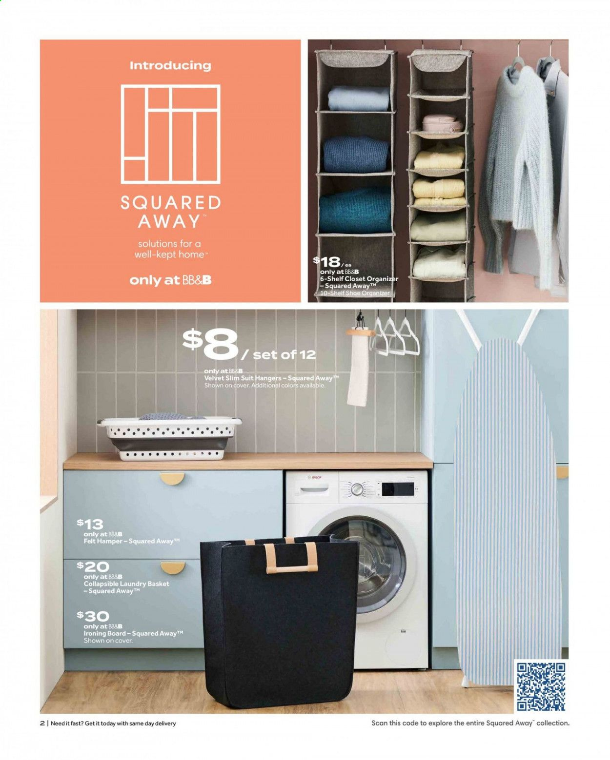 Bed Bath & Beyond Ad from july 12 to 25 2021 - Page 2