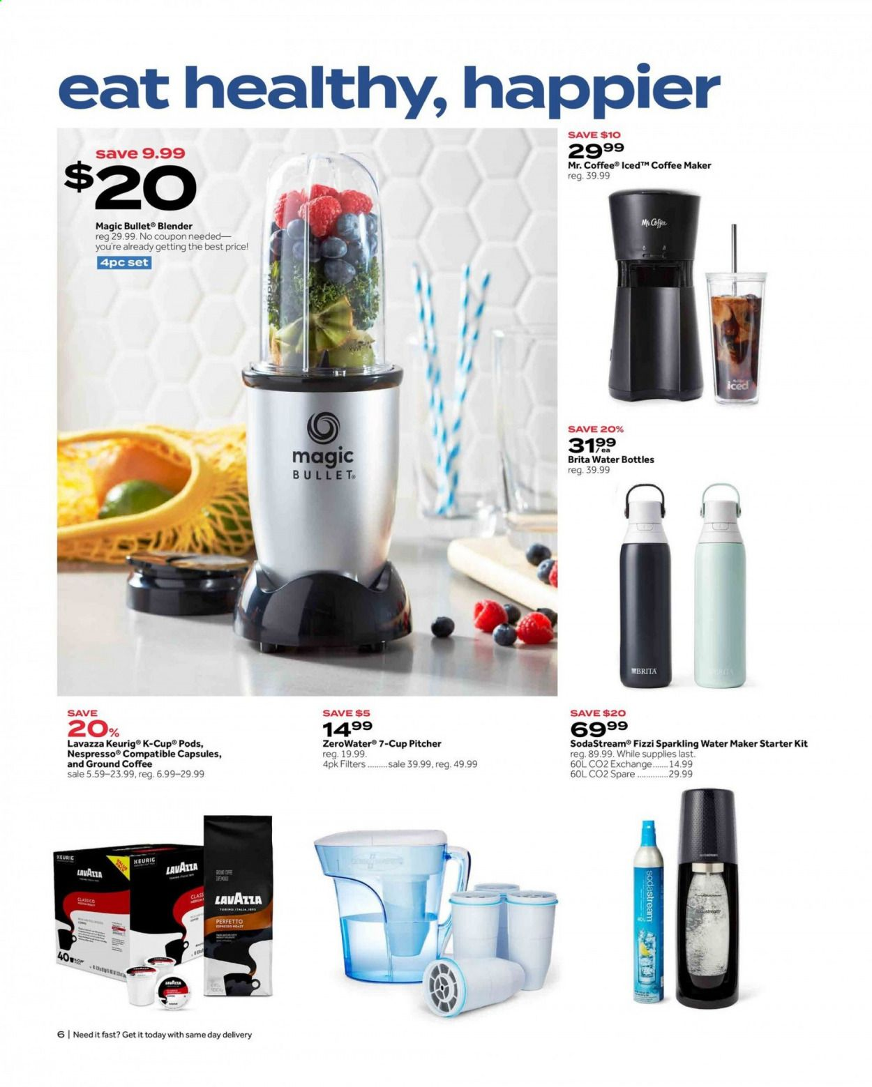 Bed Bath & Beyond Ad from july 12 to 25 2021 - Page 6