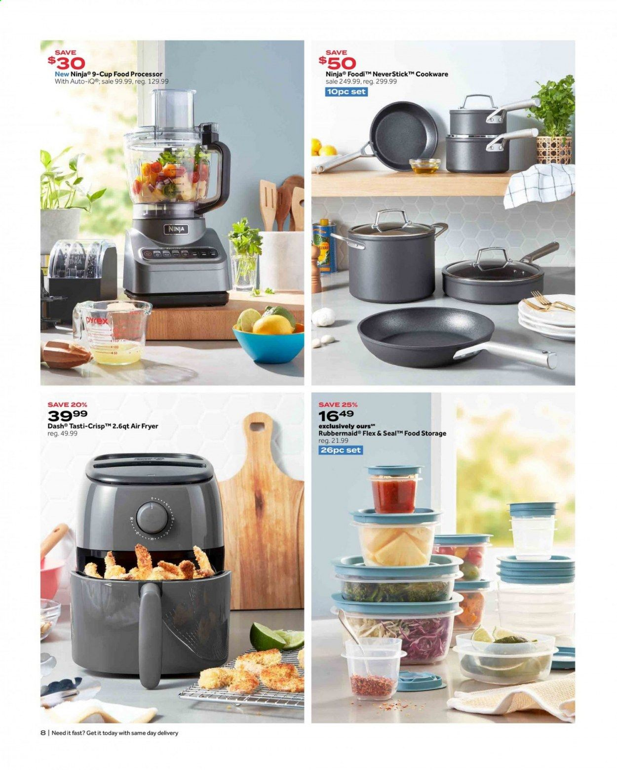 Bed Bath & Beyond Ad from july 12 to 25 2021 - Page 8