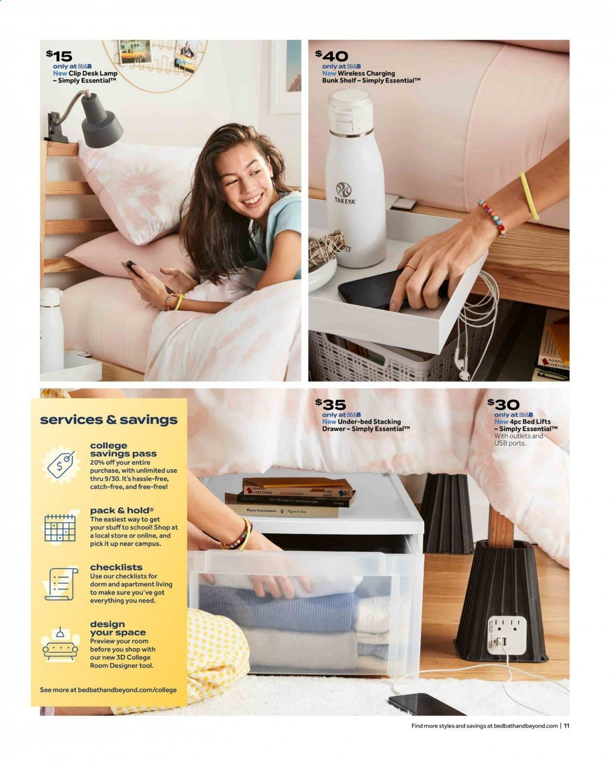 Bed Bath & Beyond Ad from july 12 to 25 2021 - Page 11