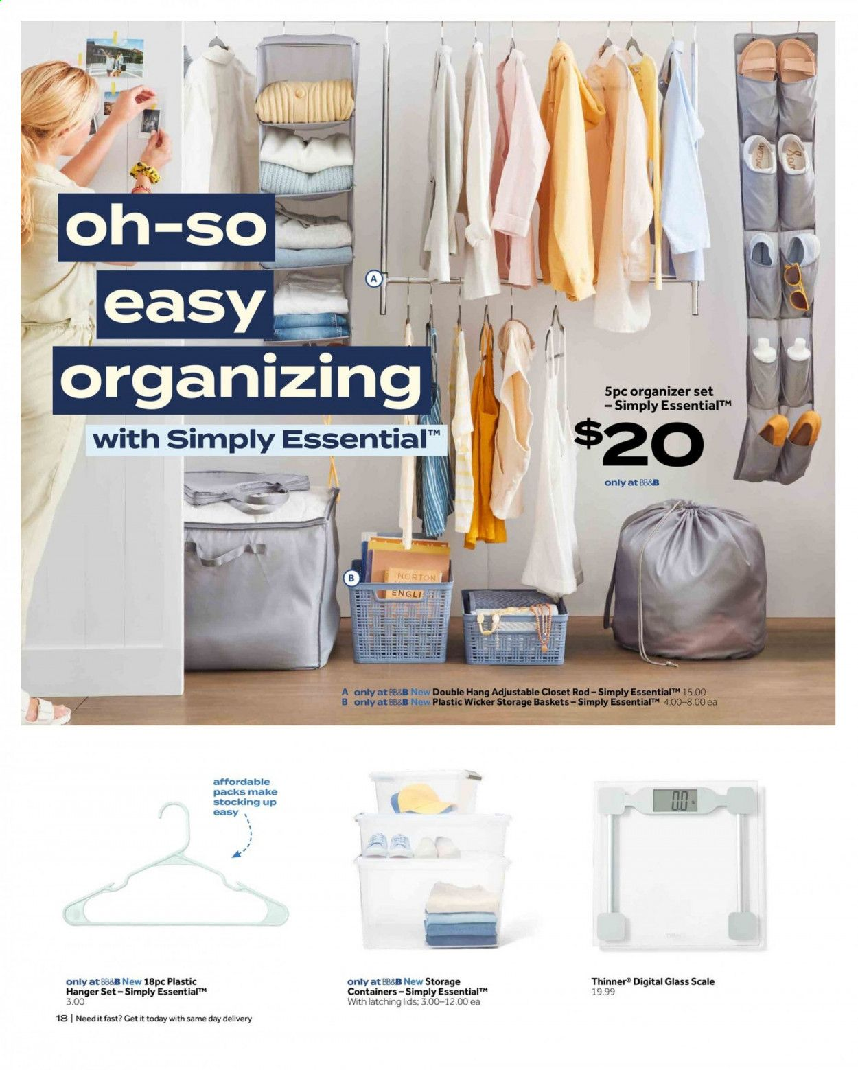 Bed Bath & Beyond Ad from july 12 to 25 2021 - Page 18