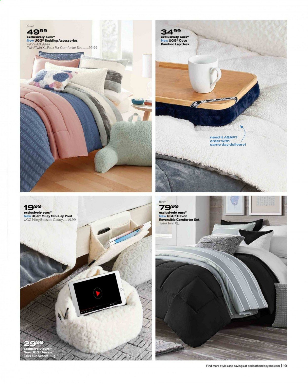 Bed Bath & Beyond Ad from july 12 to 25 2021 - Page 19