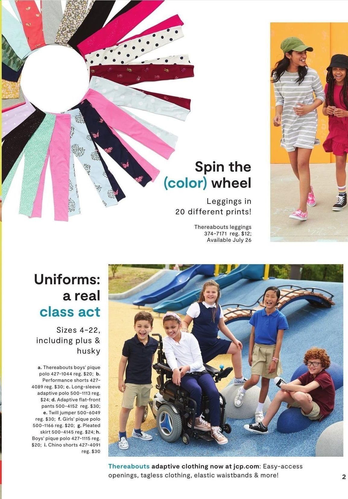 JCPenney Ad from july 12 to august 22 2021 - Page 5