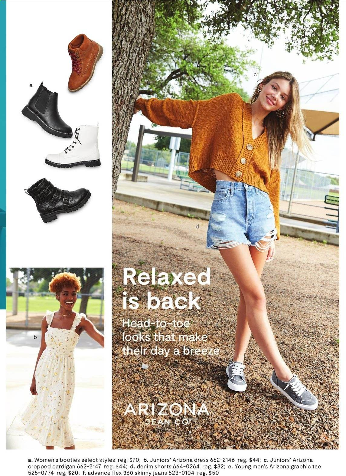 JCPenney Ad from july 12 to august 22 2021 - Page 8