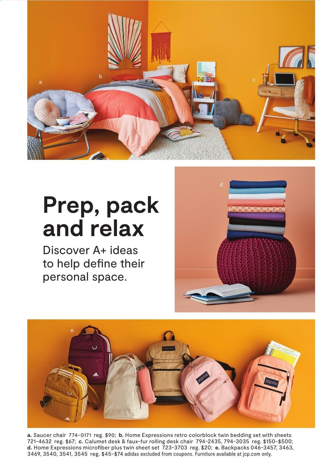 JCPenney Ad from july 12 to august 22 2021 - Page 12