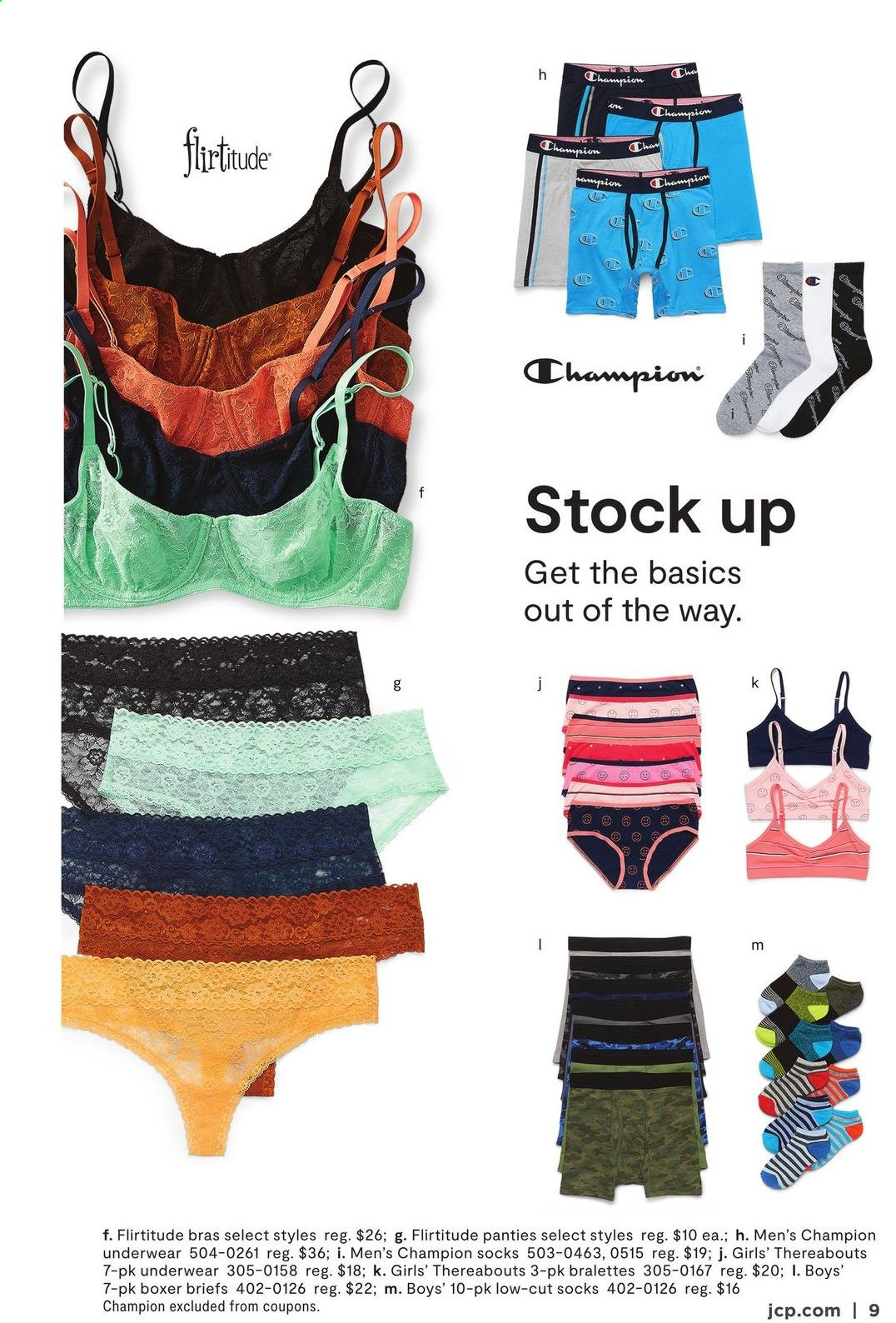 JCPenney Ad from july 12 to august 22 2021 - Page 13