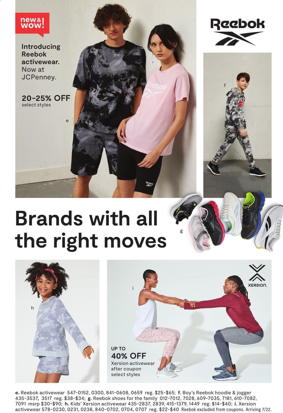 JCPenney Ad from july 12 to august 22 2021 - Page 15