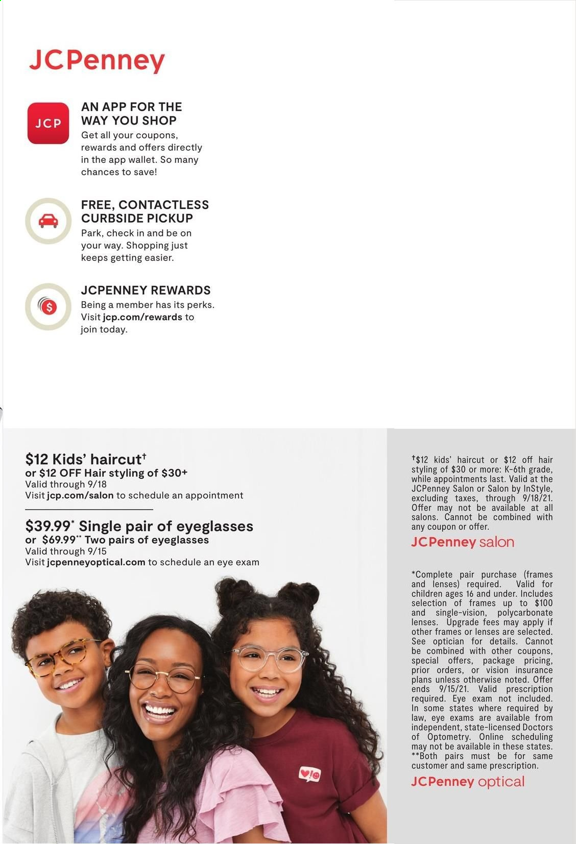 JCPenney Ad from july 12 to august 22 2021 - Page 16