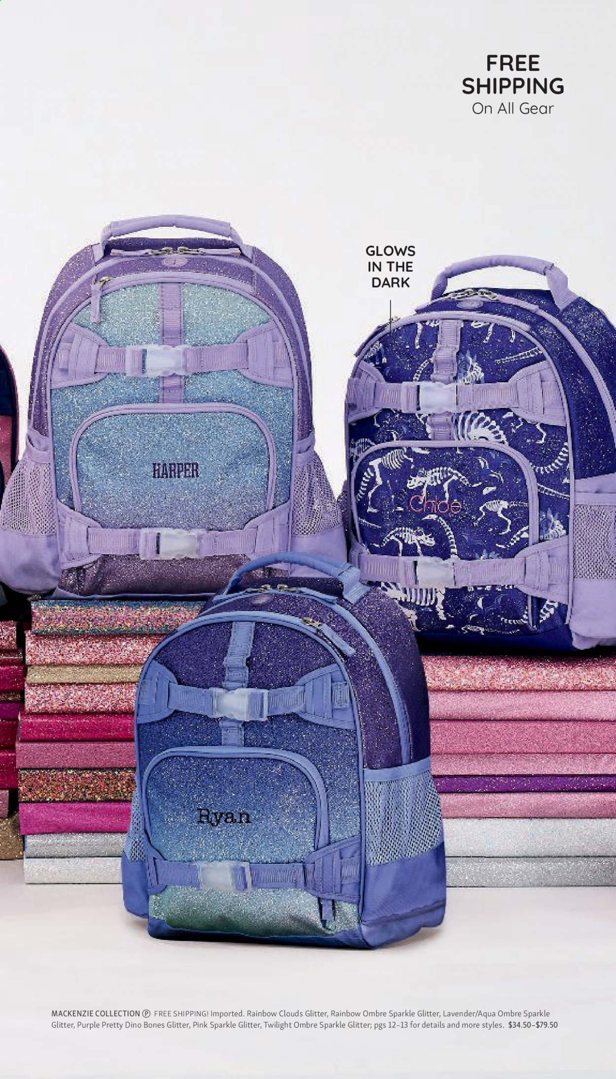 Pottery Barn Ad Kids - Back to School 2021 - Page 15
