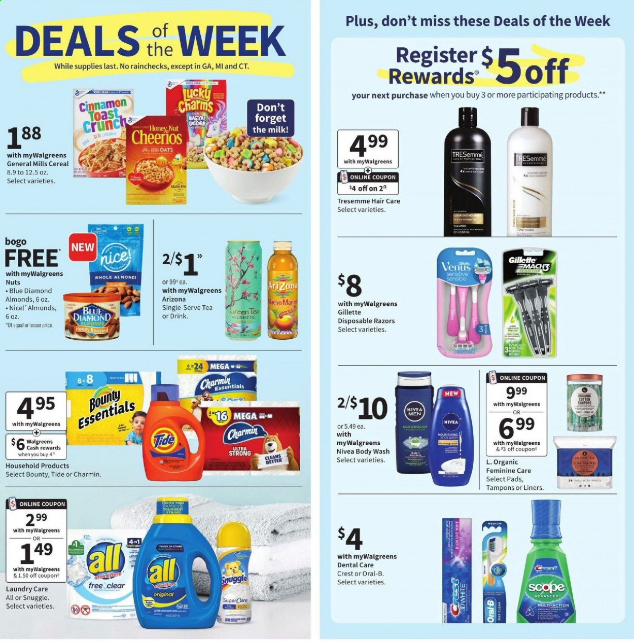 Walgreens Ad from july 18 to 24 2021 - Page 2
