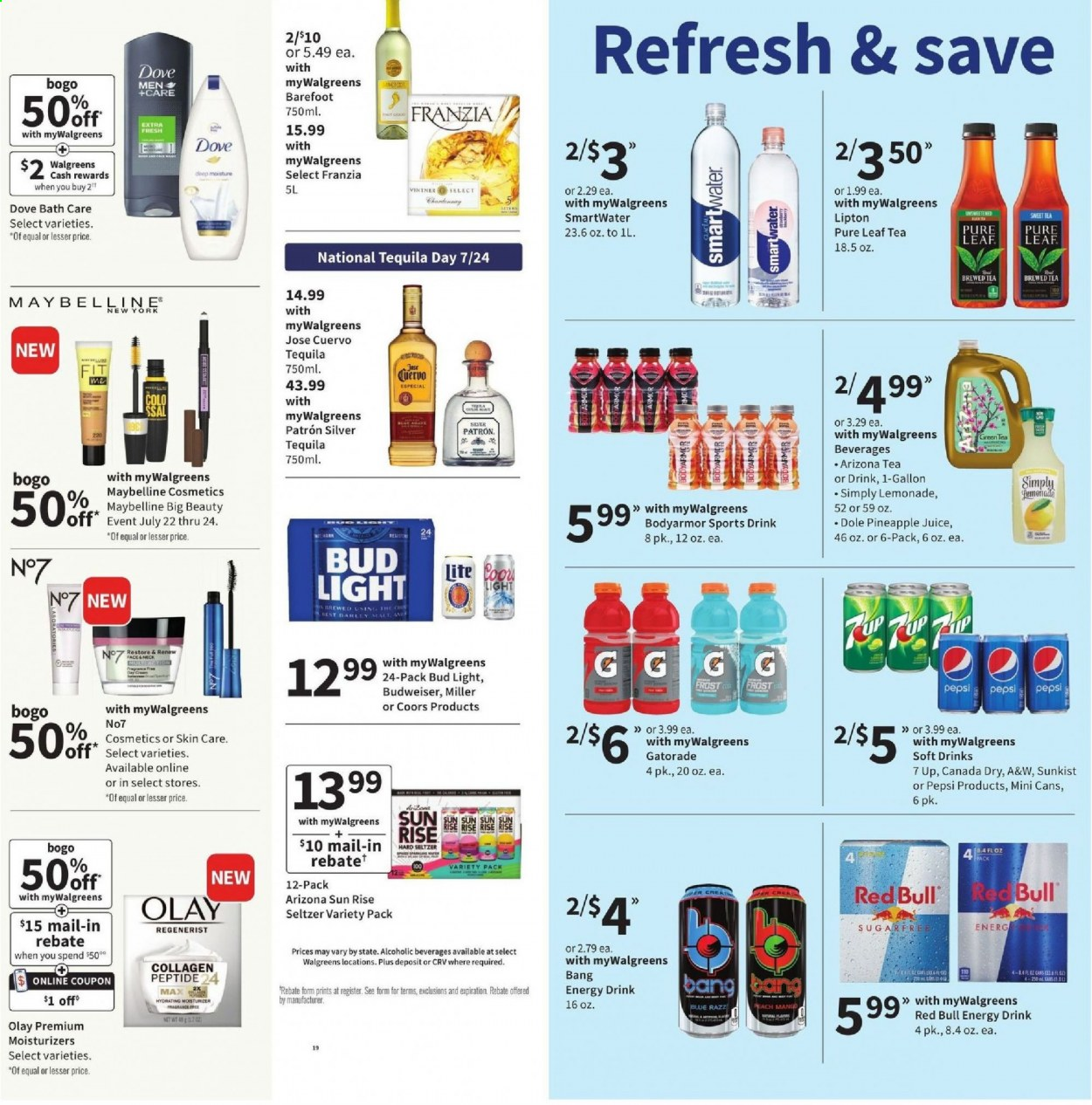 Walgreens Ad from july 18 to 24 2021 - Page 3