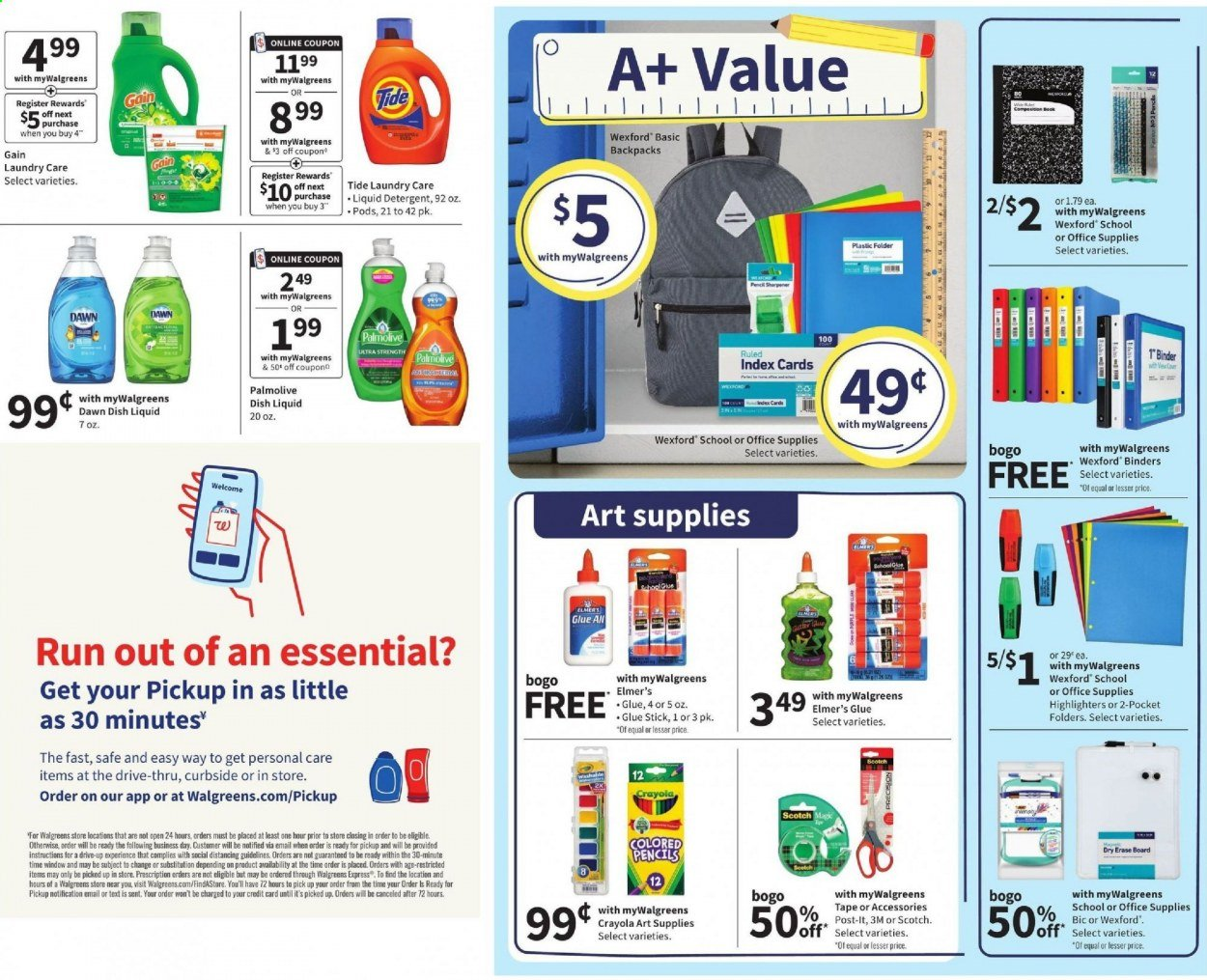 Walgreens Ad from july 18 to 24 2021 - Page 7