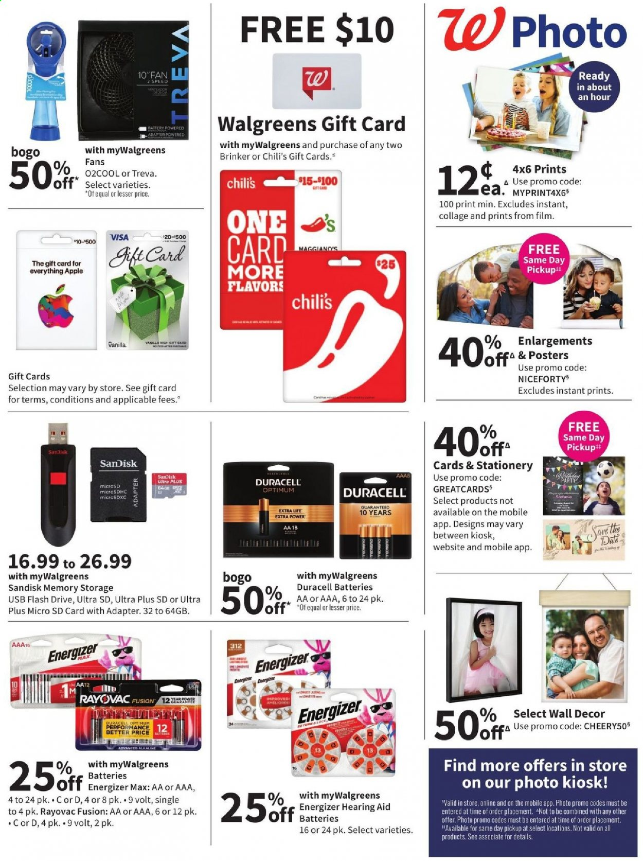 Walgreens Ad from july 18 to 24 2021 - Page 9