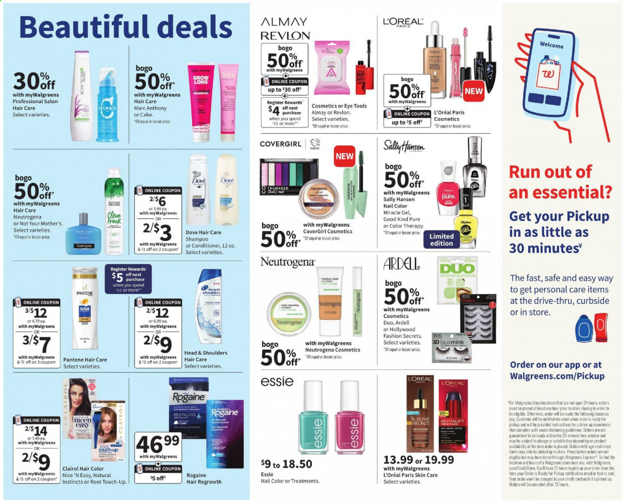 Walgreens Ad from july 18 to 24 2021 - Page 10