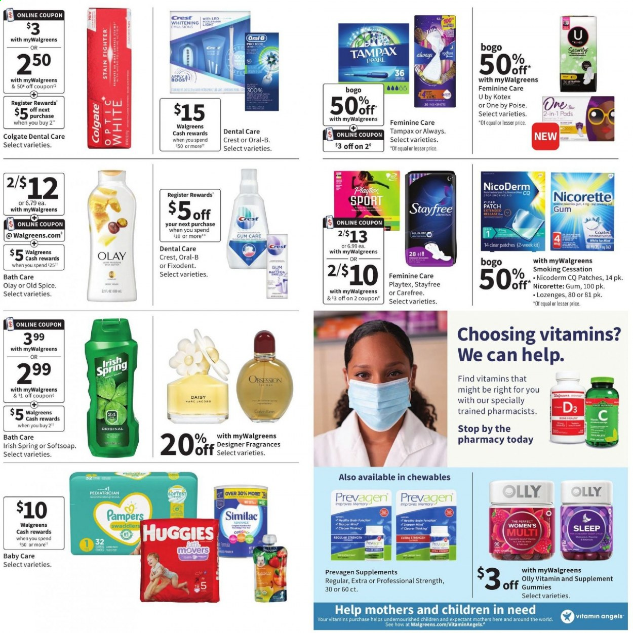 Walgreens Ad from july 18 to 24 2021 - Page 12