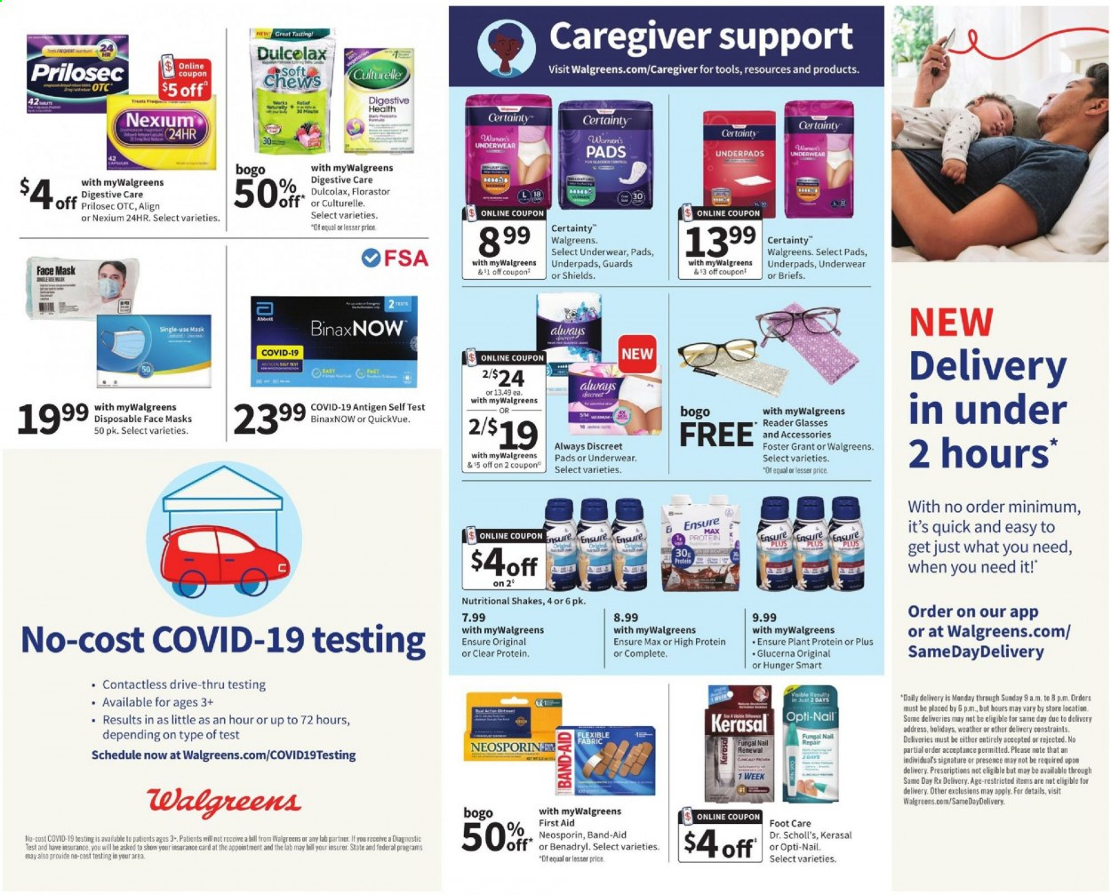 Walgreens Ad from july 18 to 24 2021 - Page 14