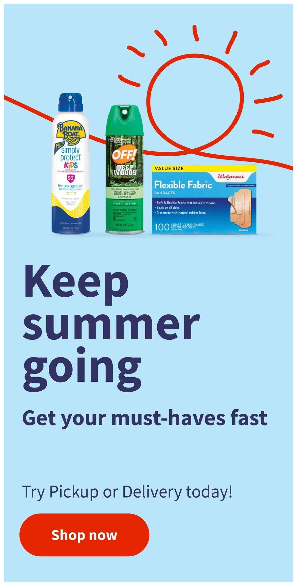 Walgreens Ad from july 18 to 24 2021 - Page 16