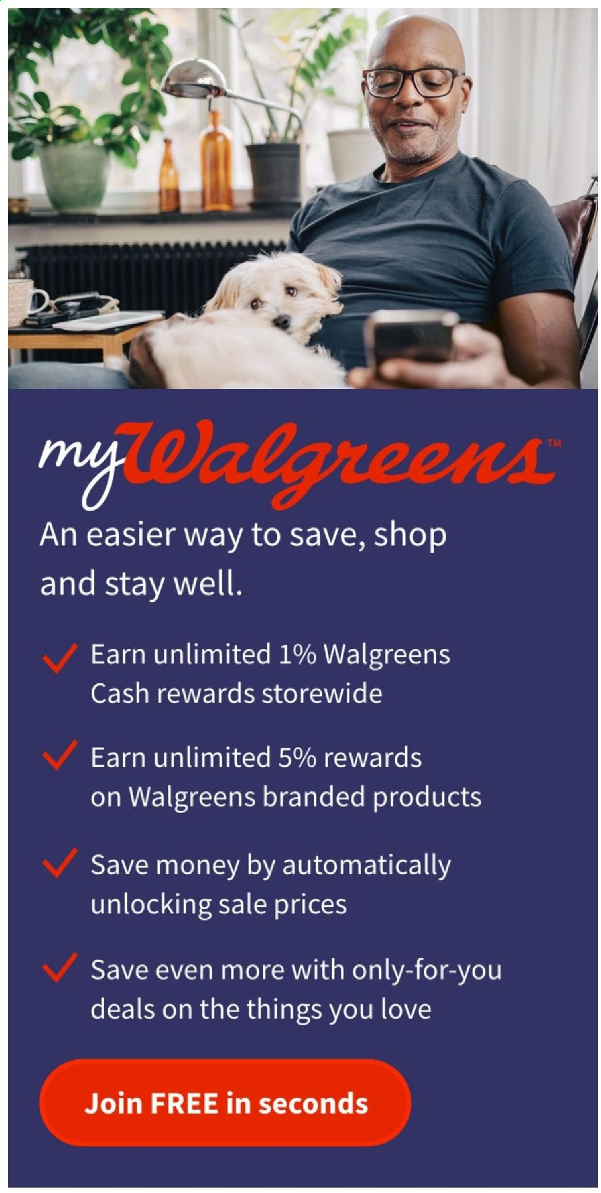 Walgreens Ad from july 18 to 24 2021 - Page 17