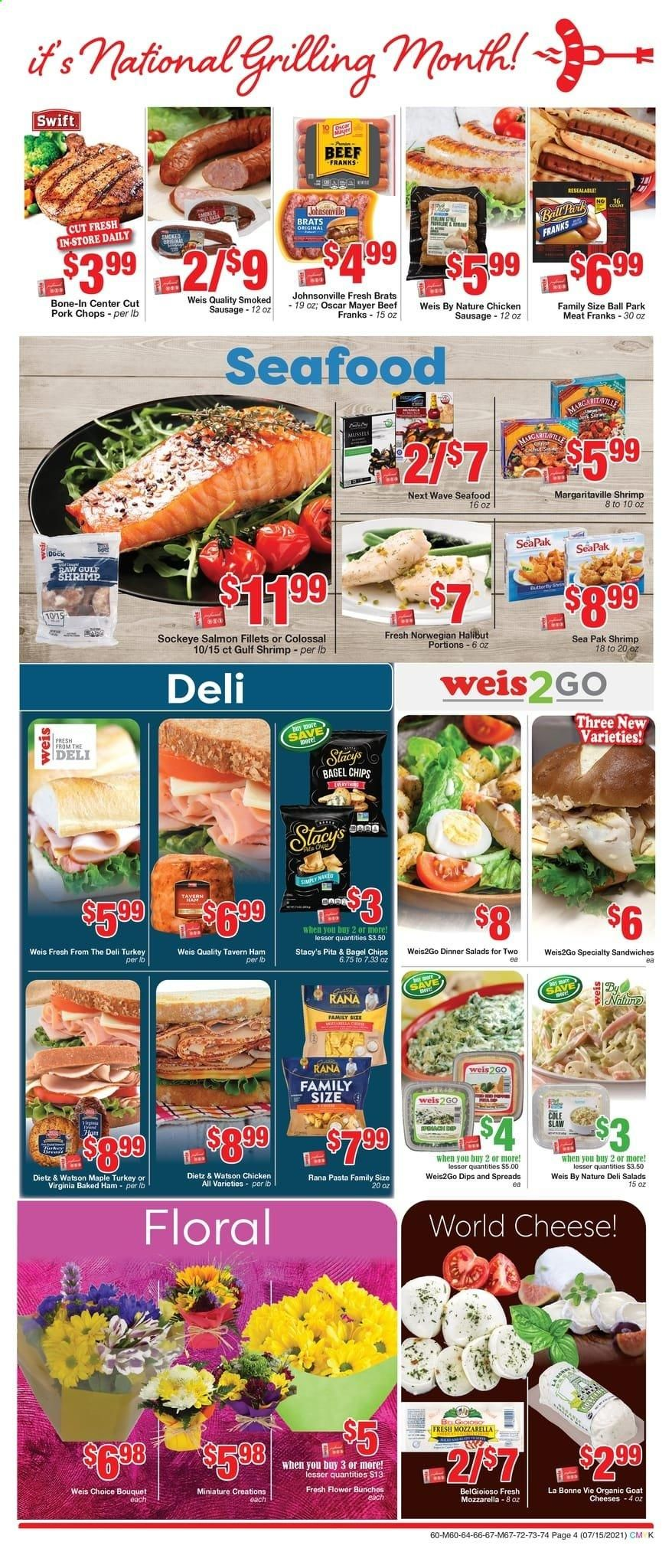 Weis Markets Ad from july 15 to august 19 2021 - Page 4