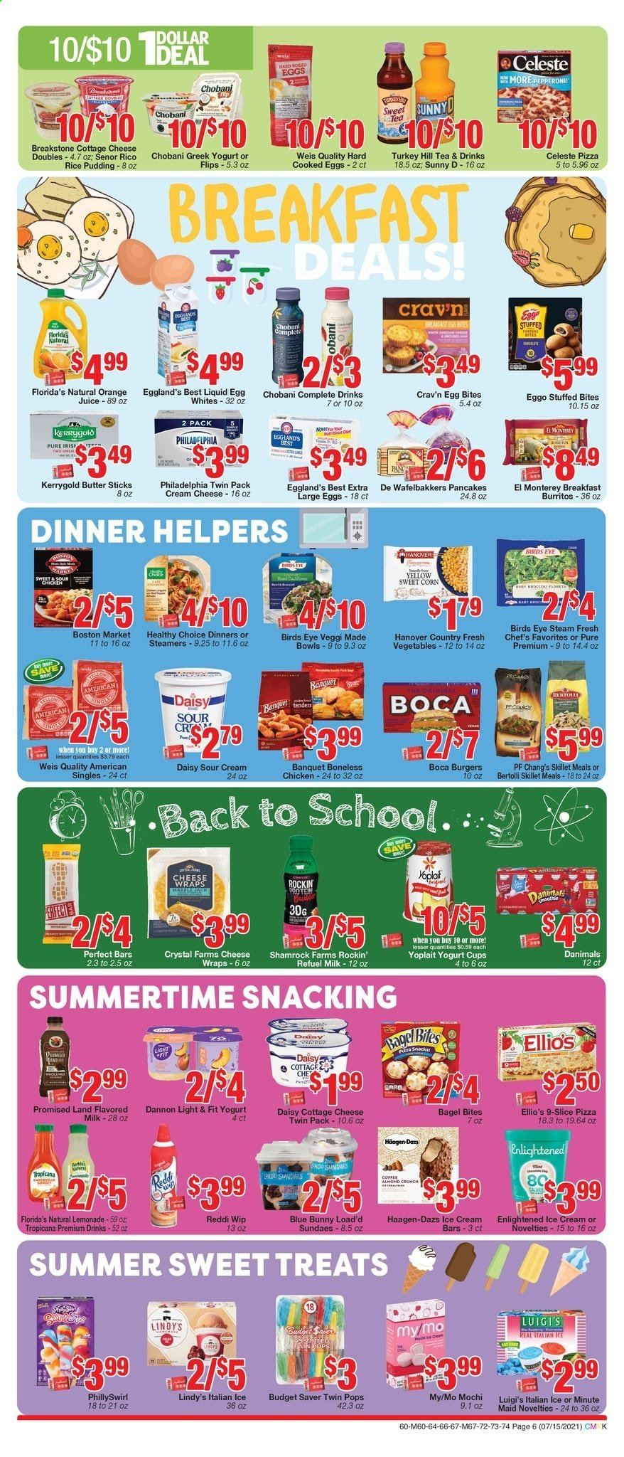 Weis Markets Ad from july 15 to august 19 2021 - Page 6