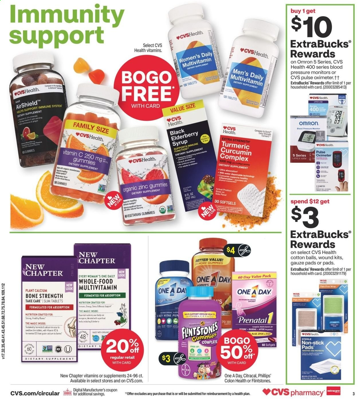 CVS Pharmacy Ad from august 1 to 7 2021 - Page 4