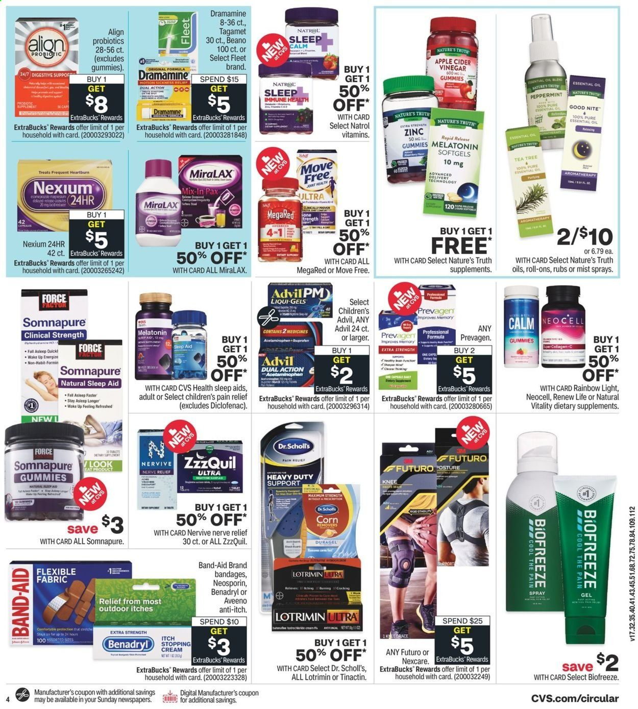 CVS Pharmacy Ad from august 1 to 7 2021 - Page 5