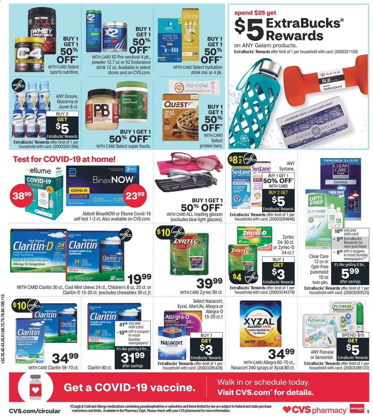 CVS Pharmacy Ad from august 1 to 7 2021 - Page 6