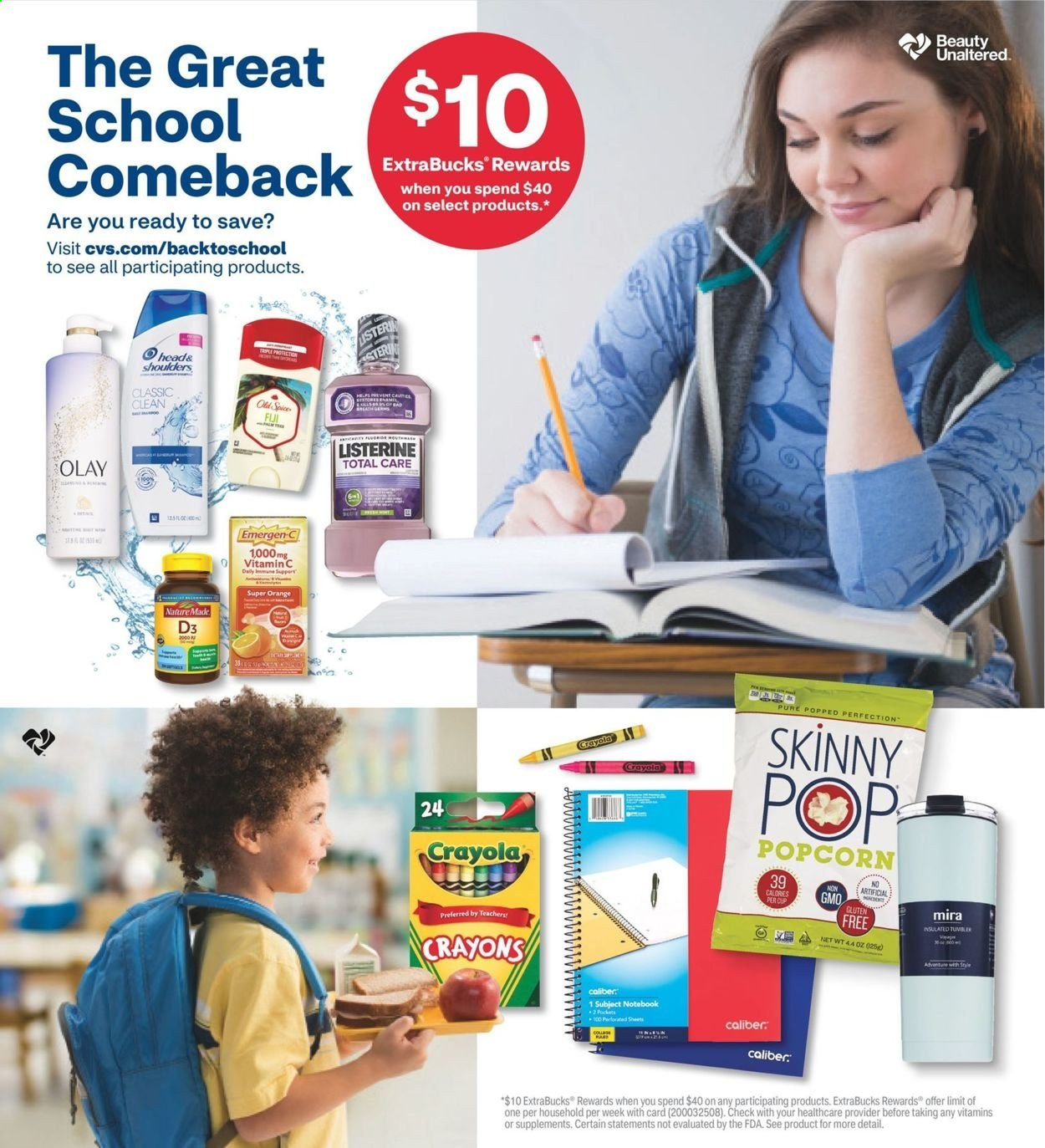 CVS Pharmacy Ad from august 1 to 7 2021 - Page 7