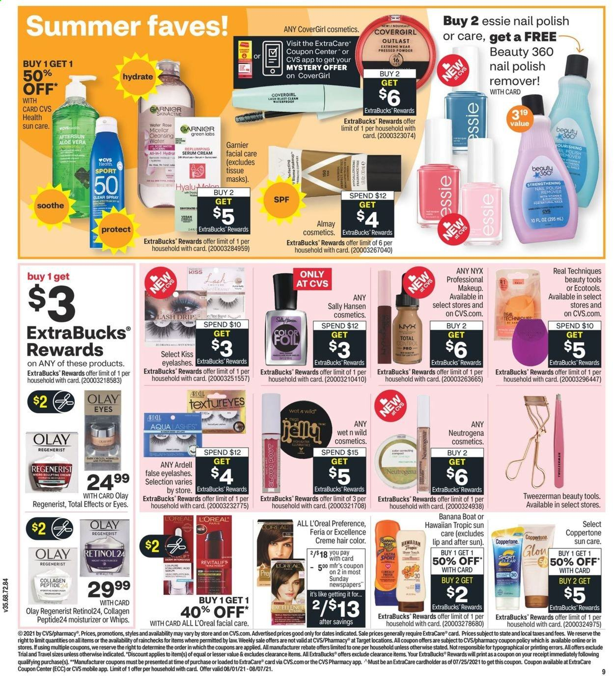 CVS Pharmacy Ad from august 1 to 7 2021 - Page 11