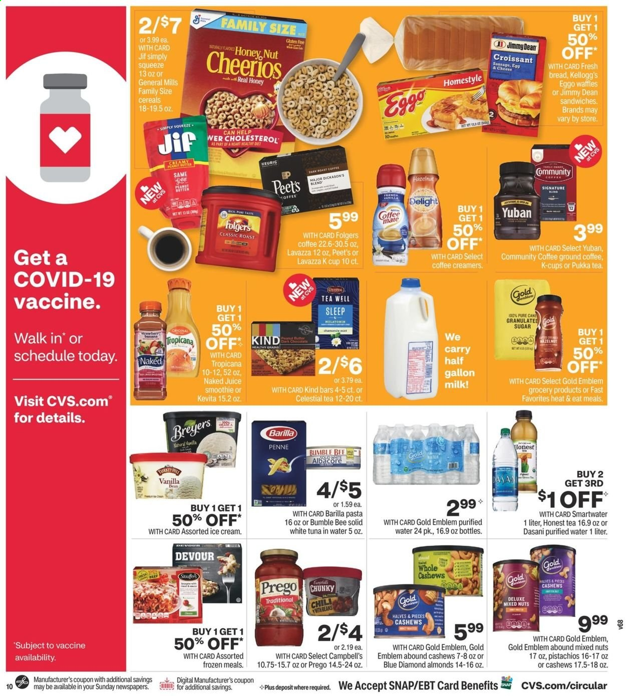 CVS Pharmacy Ad from august 1 to 7 2021 - Page 12