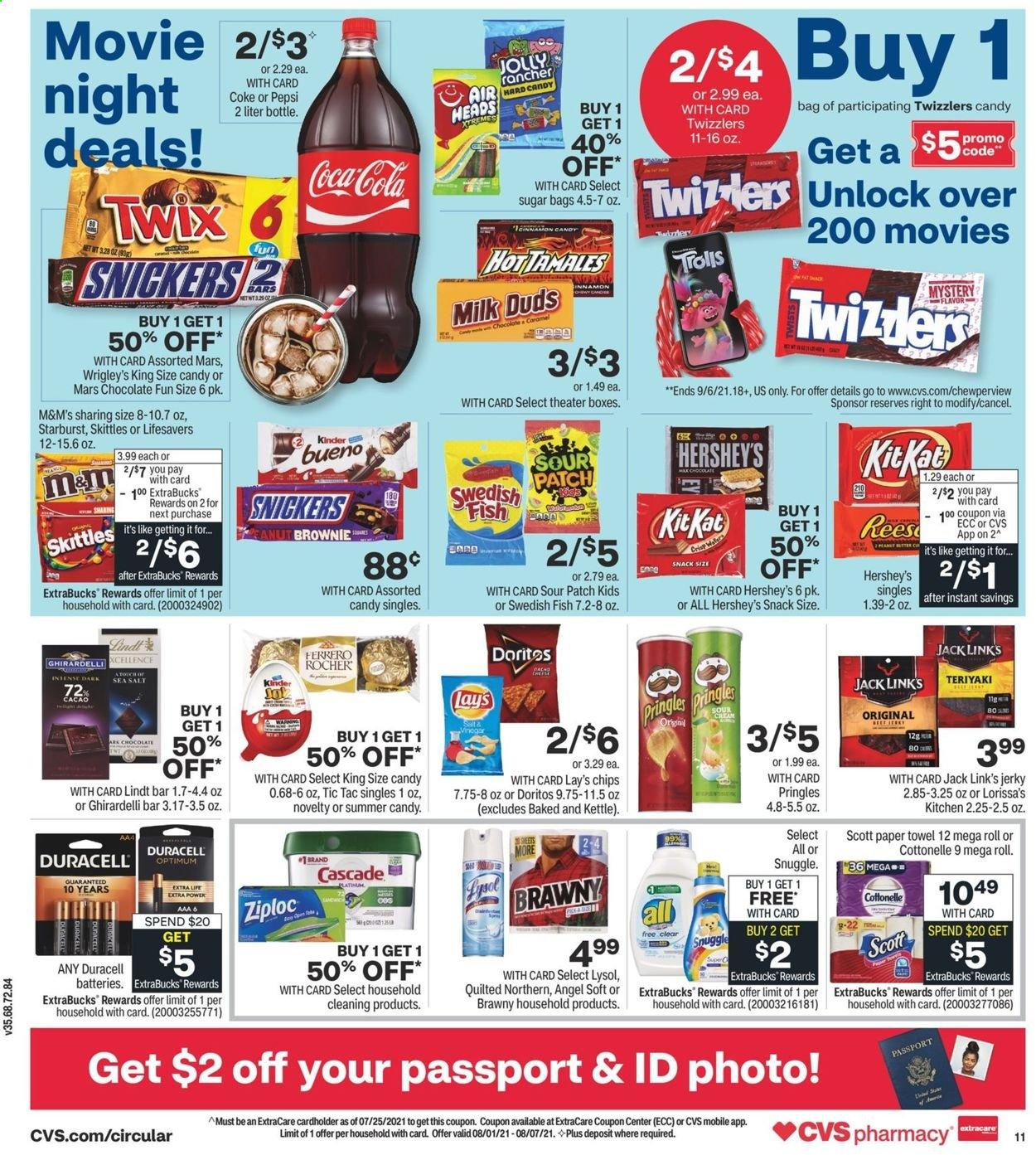 CVS Pharmacy Ad from august 1 to 7 2021 - Page 13