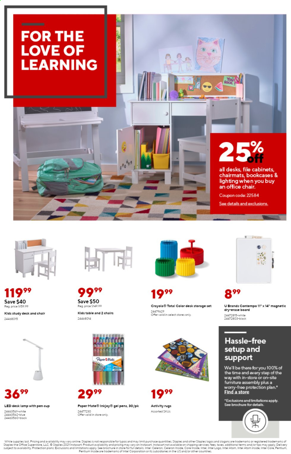 Staples Ad from august 1 to 7 2021 - Page 5