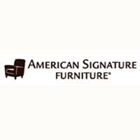 American Signature Furniture online flyer