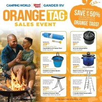 Camping World Ad from september 28 to october 31 2021
